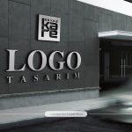 3D logo tasarım örneği
