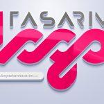 3d mockup logo