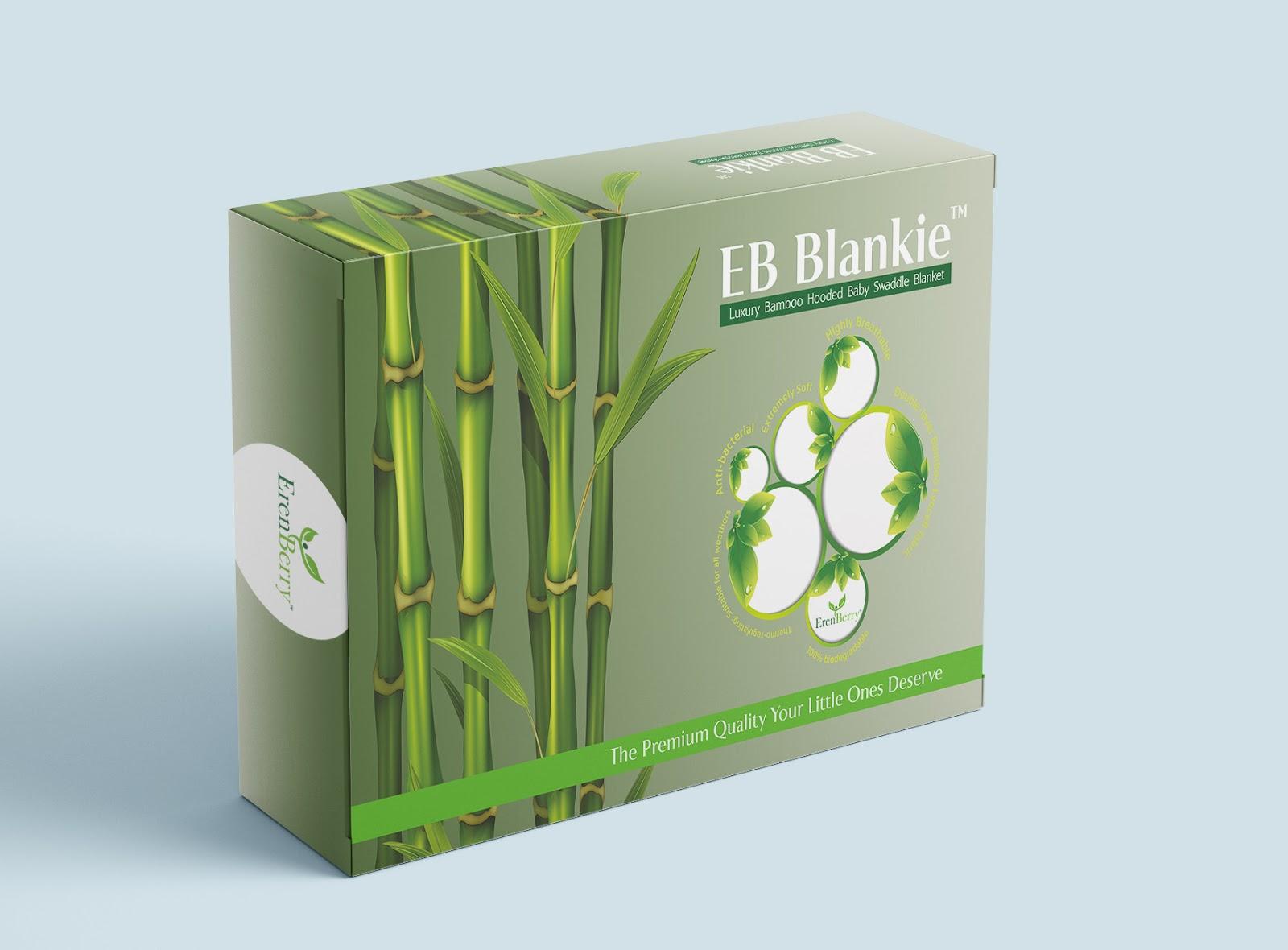Bambu Bornoz Kutu Tasarımı