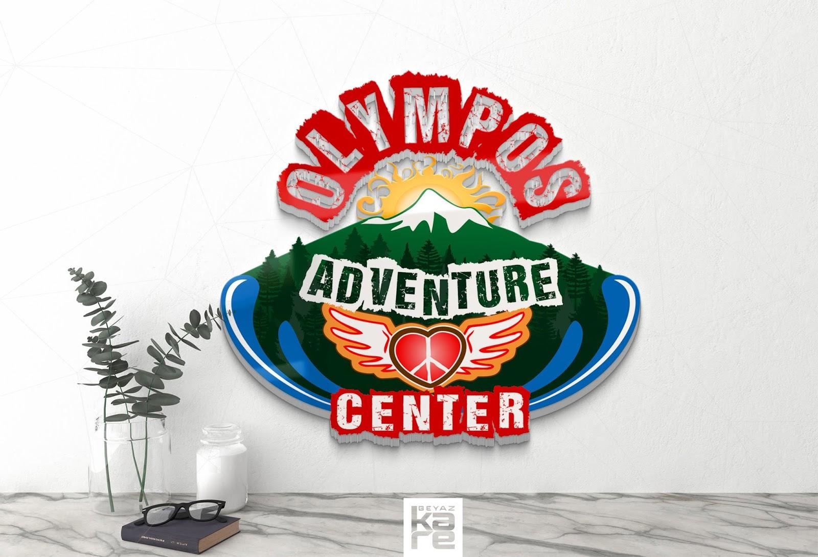 Doğa Sporları Logo Tasarımı