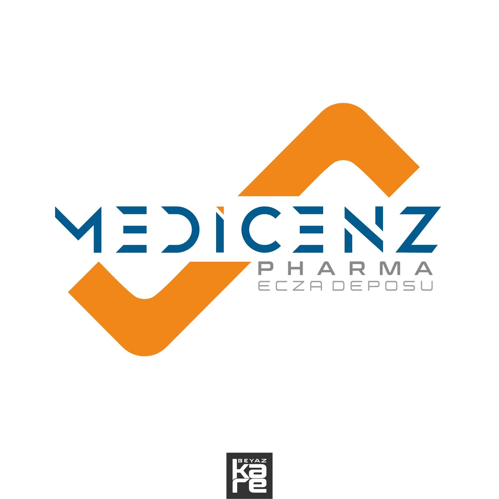 Ecza Deposu Logo Tasarım