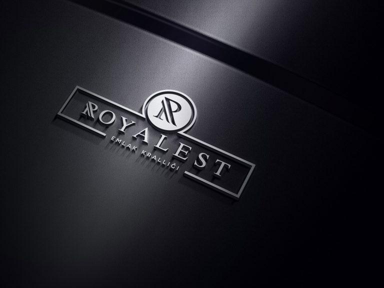 Emlak Logo Tasarımı 2