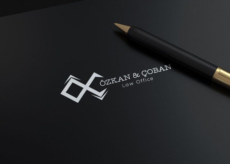 Hukuk ve Danışmanlık Ofisi Logo Tasarım