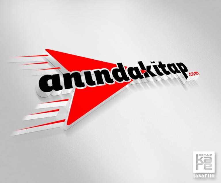 Kitapçı Logo Tasarımı