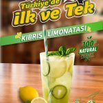 Limonada Flyer Tasarımı