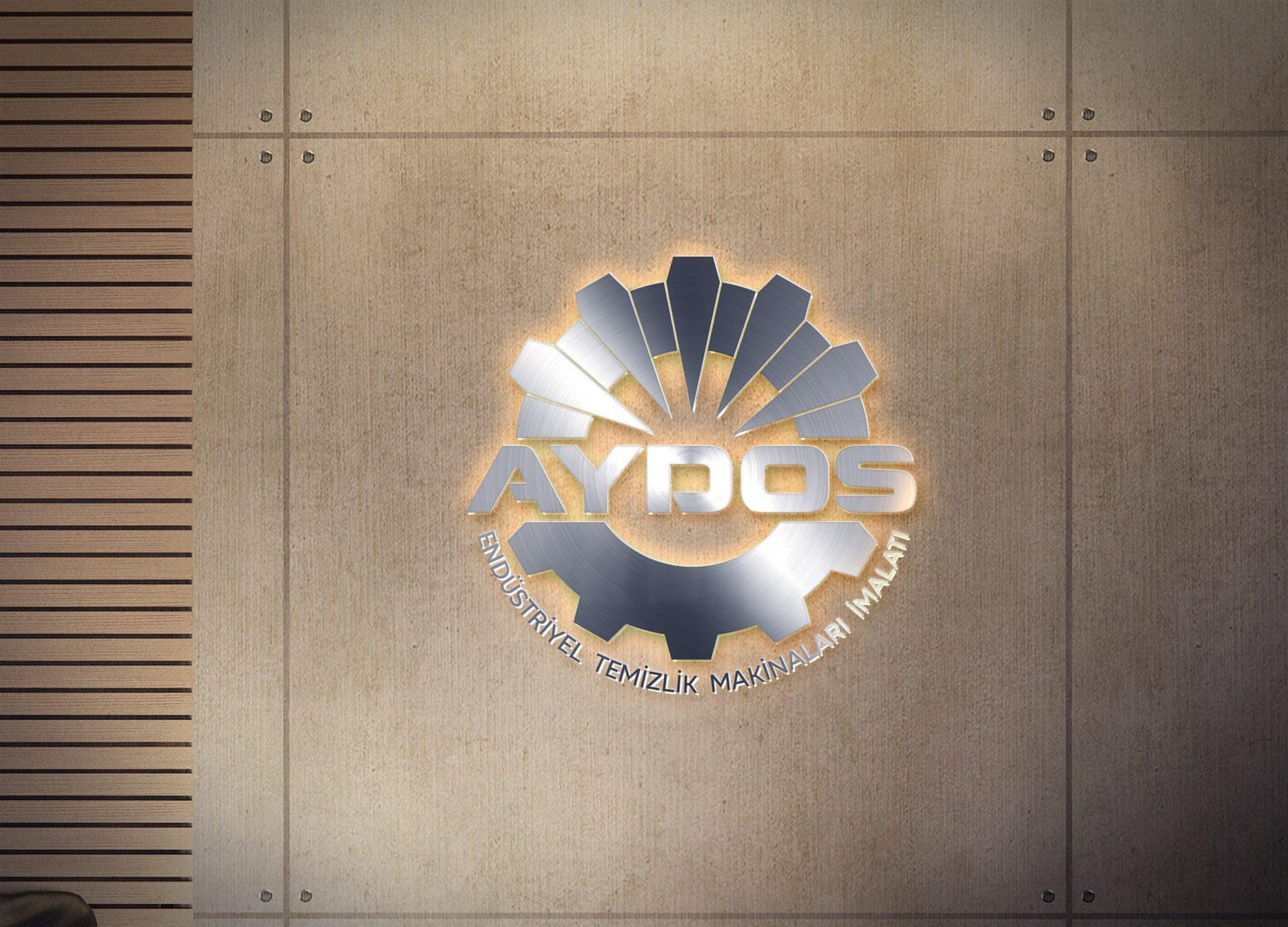 Makina logo tasarımı