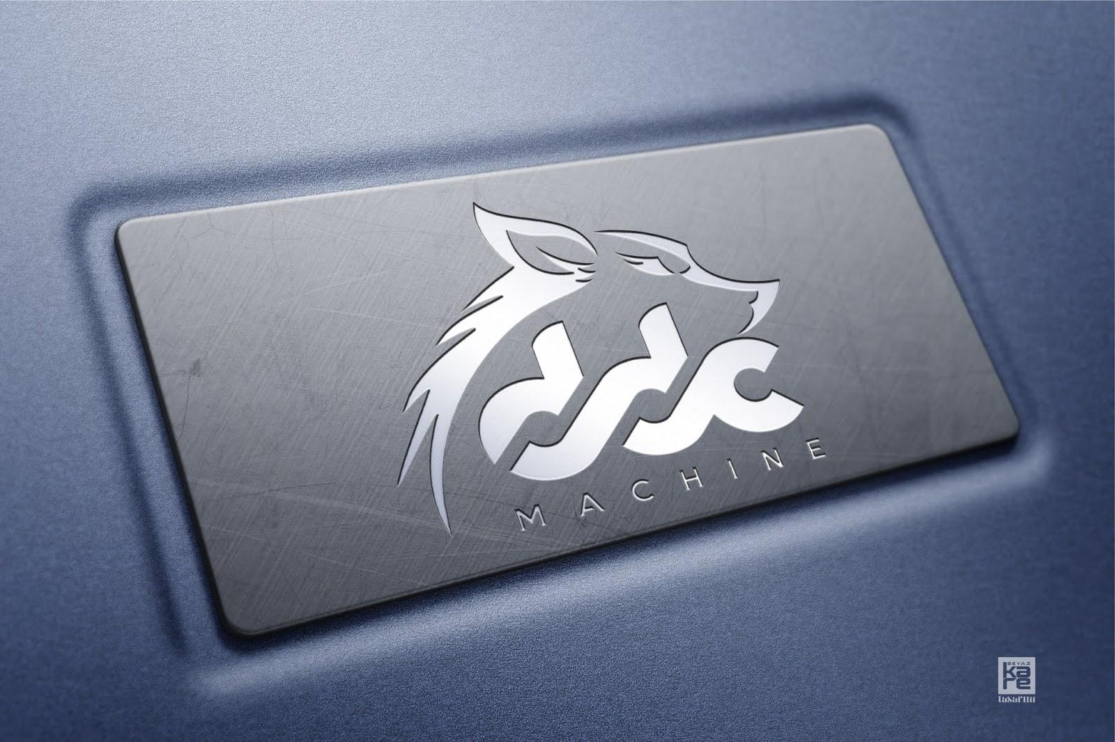 Makine Logo Tasarımı