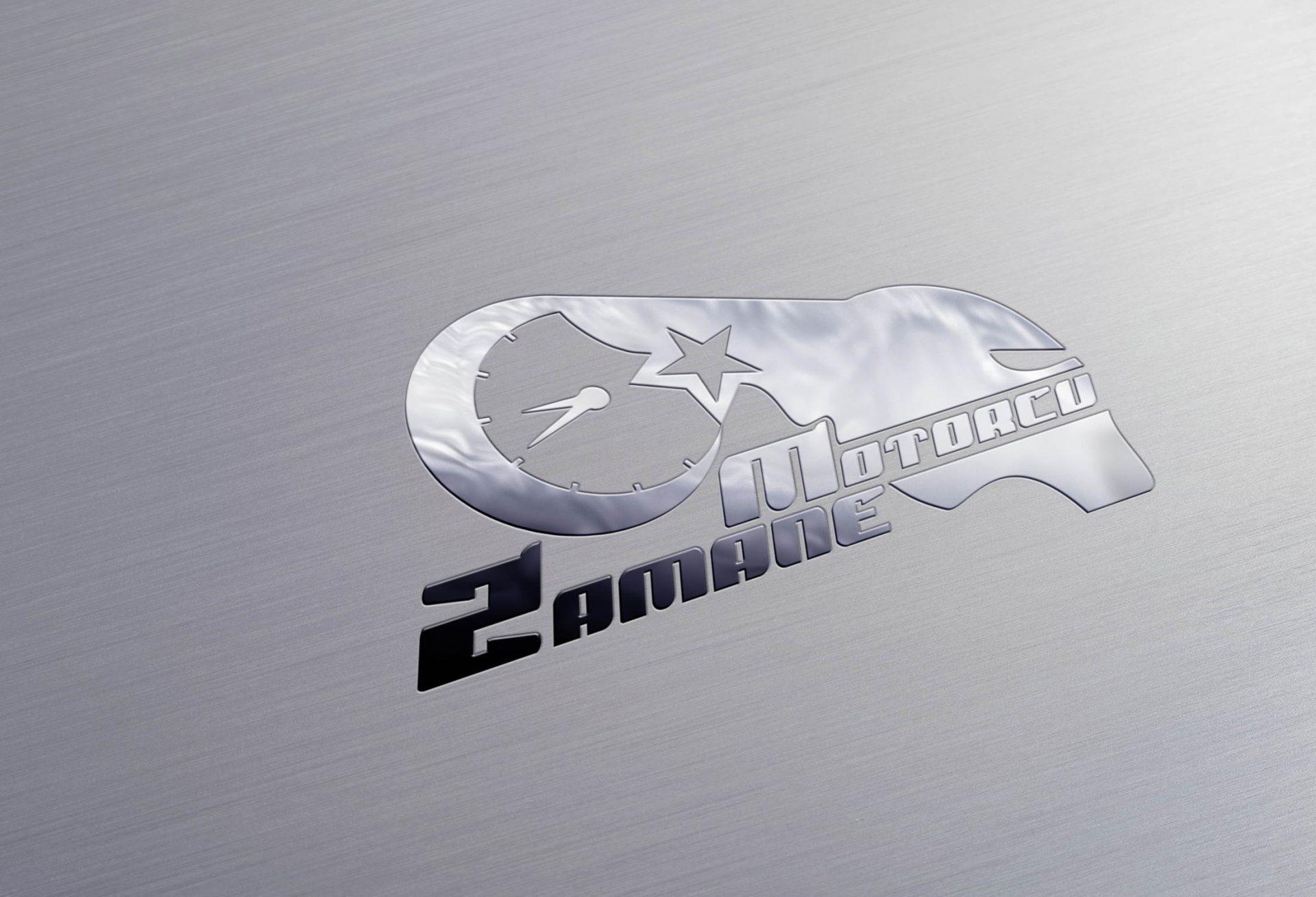 Motorcu Logo Tasarımı