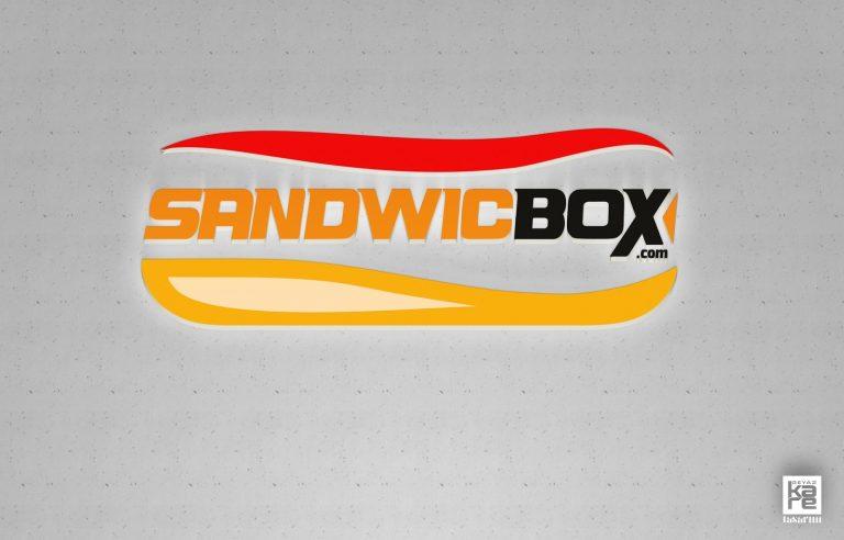 Sandwicbox Logo Tasarımı