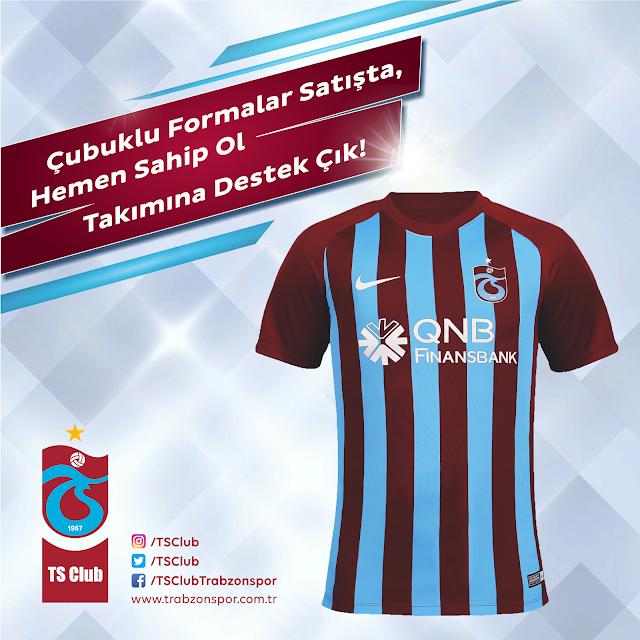 Trabzon Spor Sosyal Medya Ürün Postu