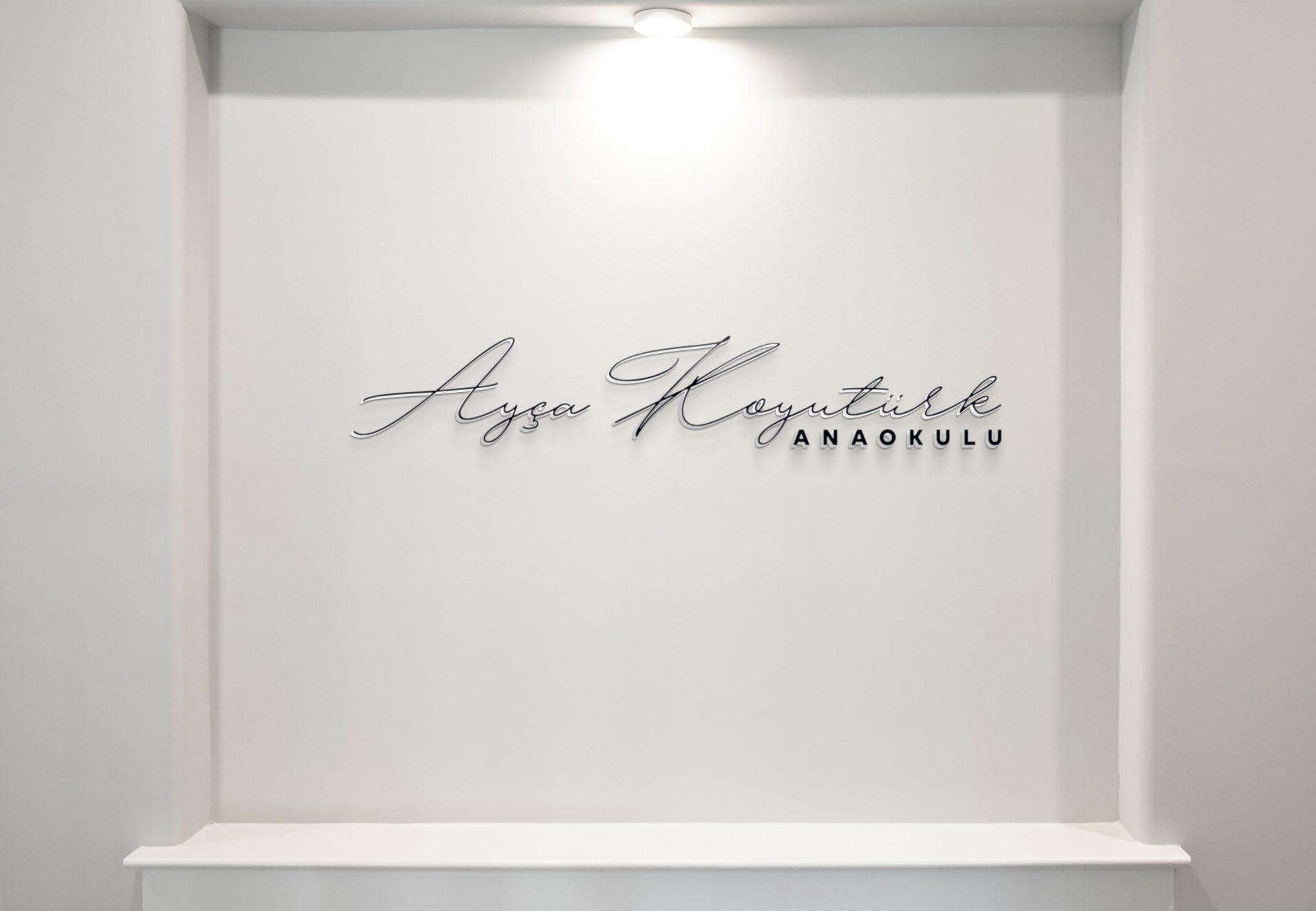 anaokulu logo tasarımı