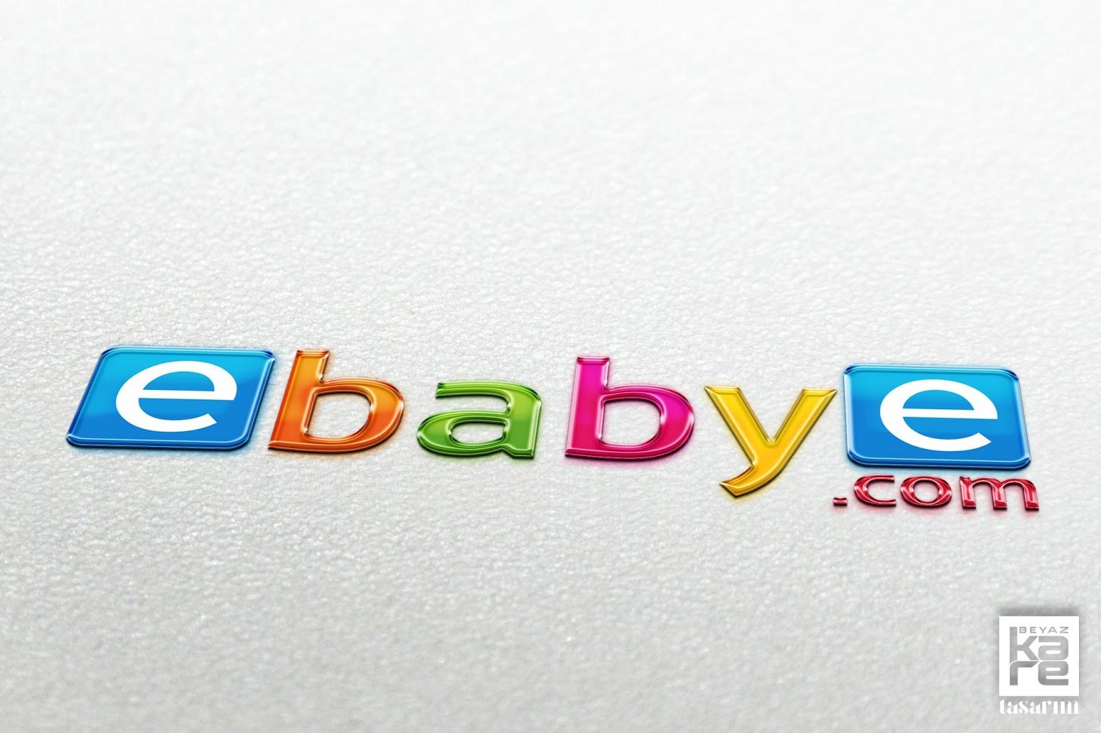 bebek logo tasarımı