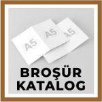 broşür katalog tasarımı