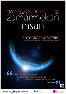 fotoğraf sergisi afiş tasarımı