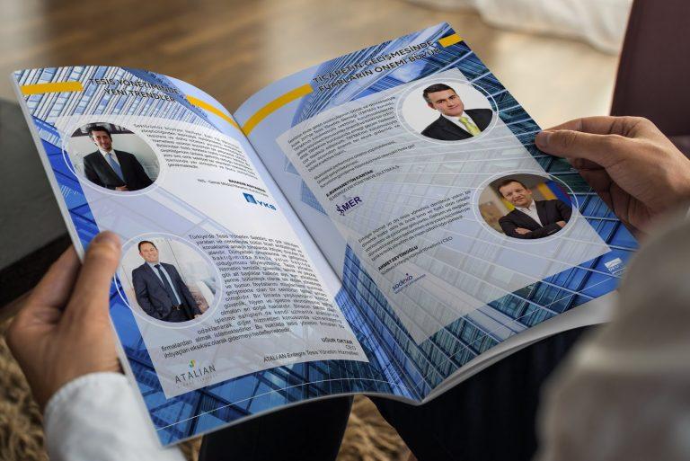 fuar katalog tasarımı