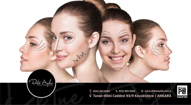 güzellik merkezi logo tasarımı