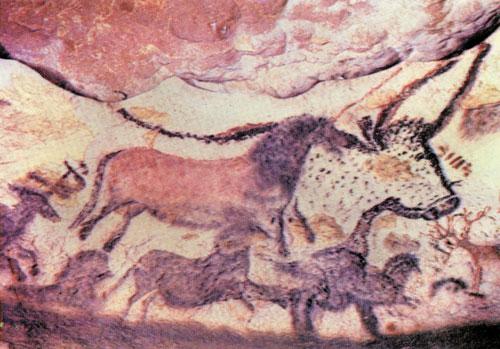 ilk yazı altamira