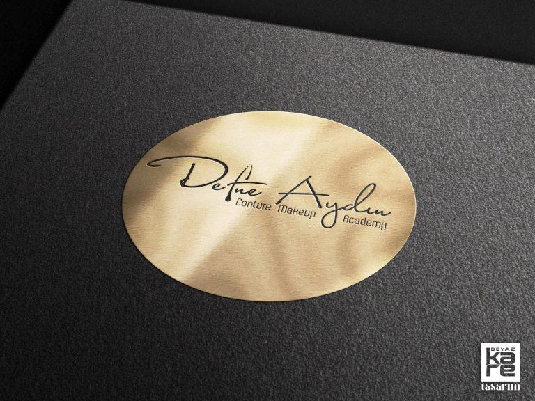 makeup logo tasarımı