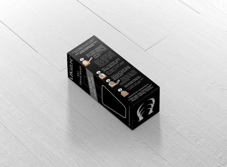 oje kutu tasarımı