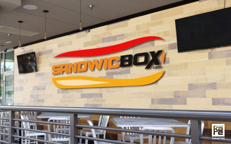 sandviç logo tasarımı