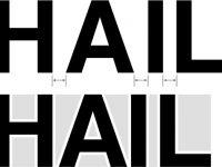 Harf Boşluk Düzeni ve Tasarımla İlişkisi