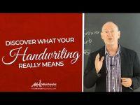 Graphology Diğer Bir Deyişle Yazı Bilimi