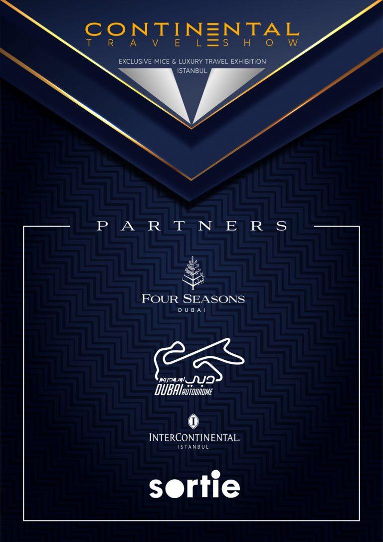 partners afiş tasarımı