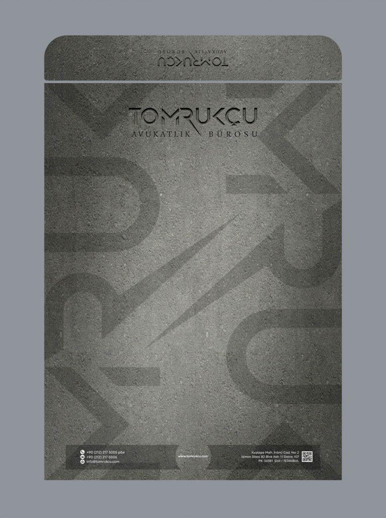 avukat hukuk torba zarf tasarımı