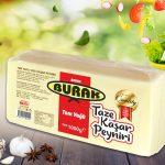 kaşar peynir ambalaj etiketi tasarımı