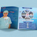 sağlık medikal broşür