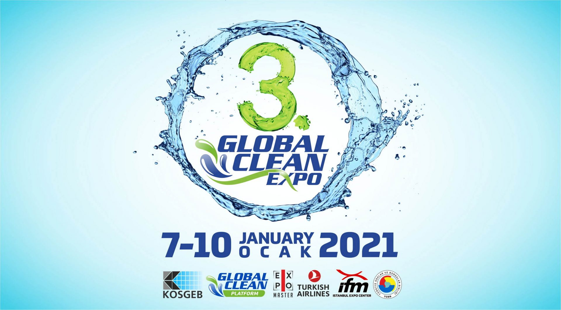 Global Clean Expo Tanıtım Videosu (TR)