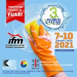 Global Clean Expo Fuar Instagram Post Tasarımları
