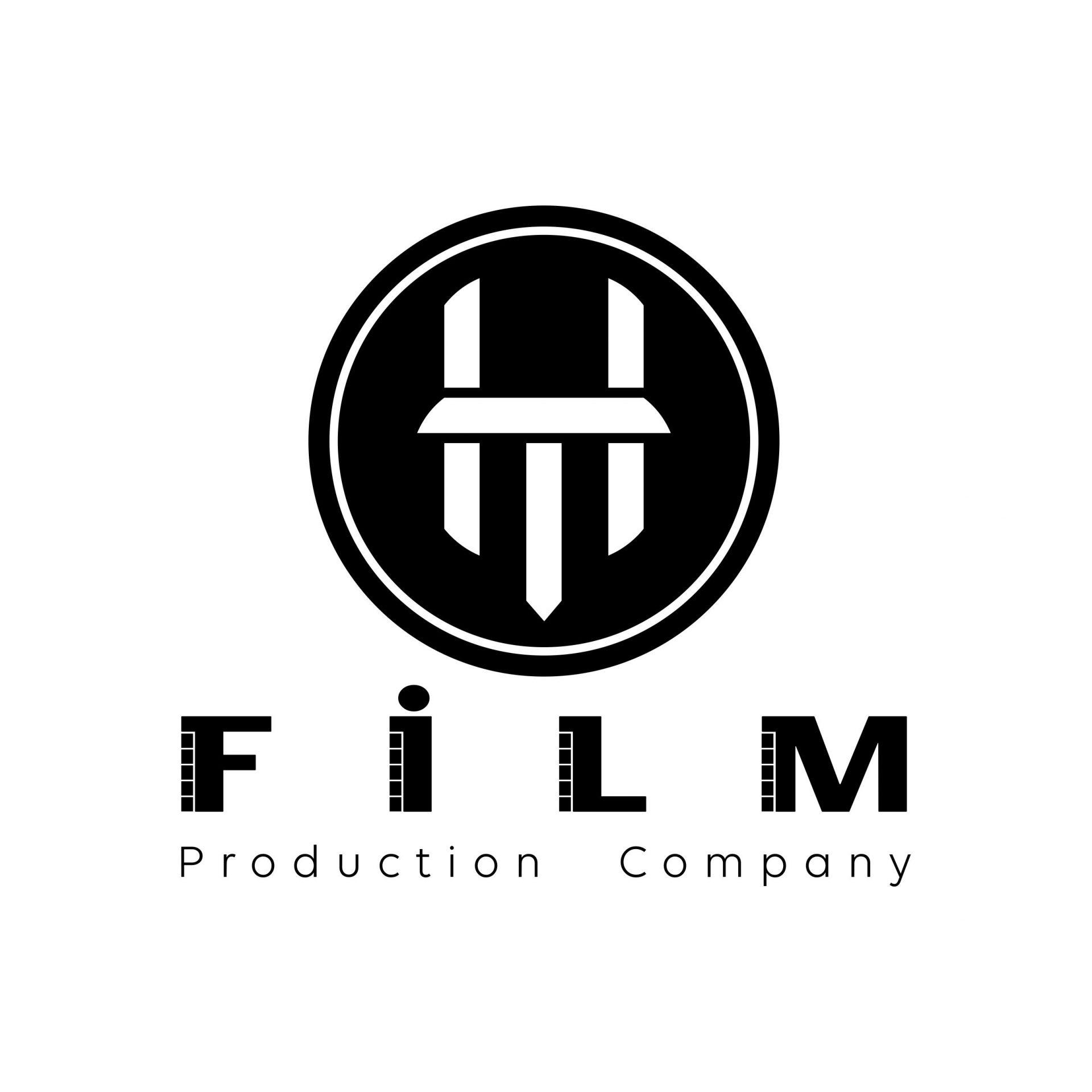 film şirketi logo tasarımı