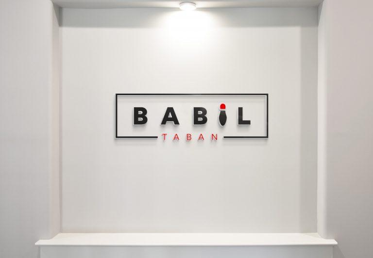 babil taban logo tasarımı