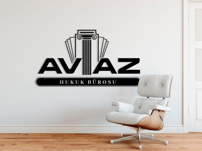 Hukuk Bürosu logo tasarım