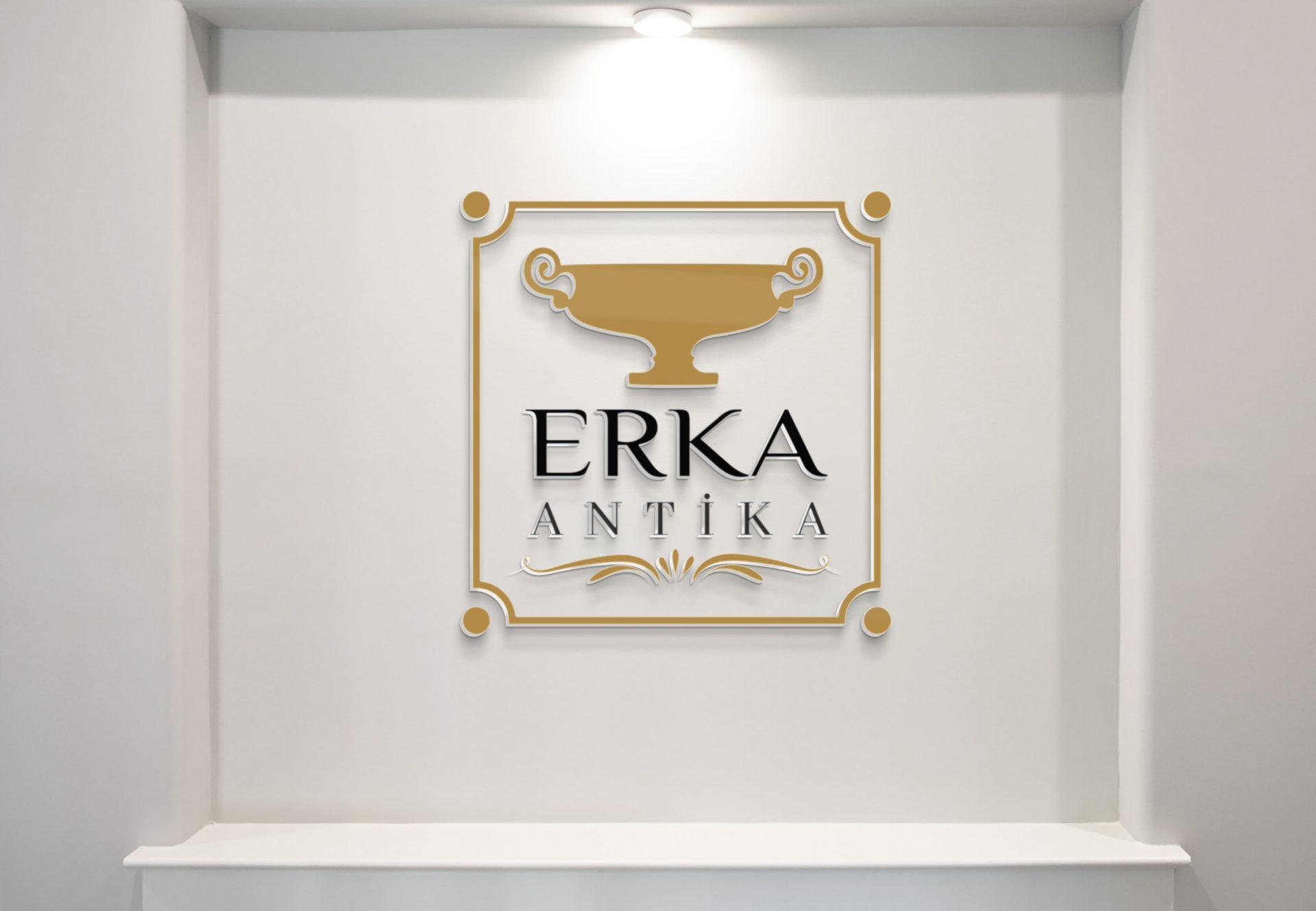 erka antika logo